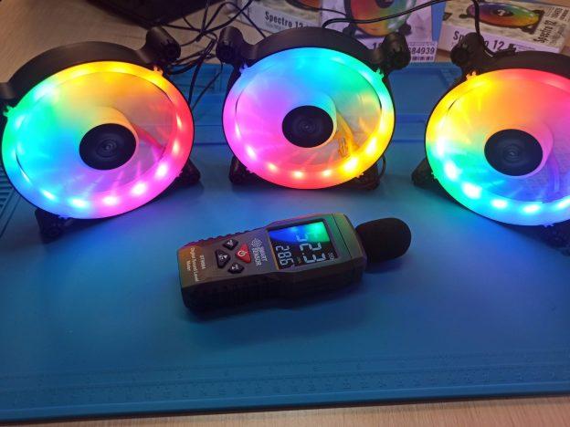 Aerocool  Spectro 12